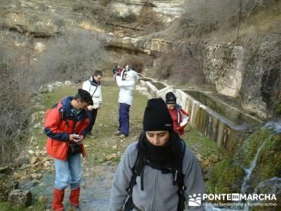 Pisando agua; rutas por la pedriza; rutas desde madrid